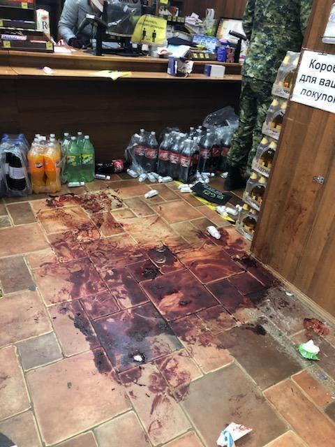 В Ногинске злоумышленники напали на наряд полиции