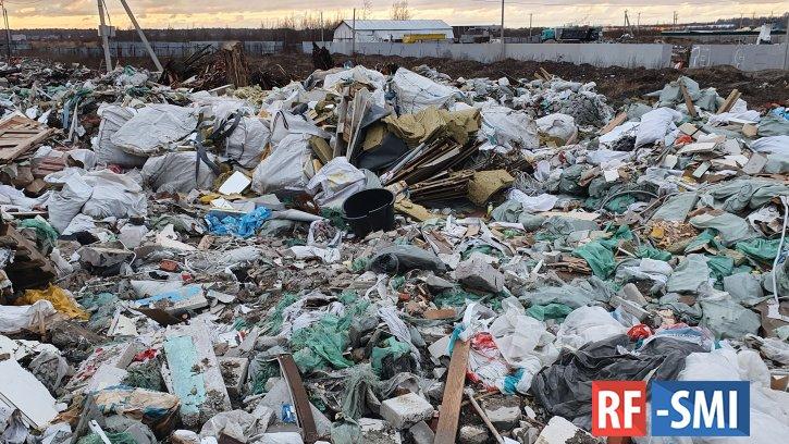 В Петербурге ликвидировали свыше сорока незаконных свалок