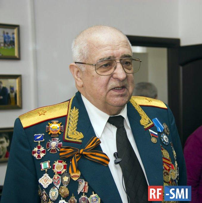 Генерал-майор ФСБнайден мертвым вцентре Москвы