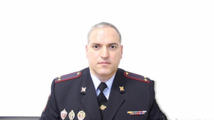 Скоропостижно скончался зам. нач. по ОР ОМВД по району Перово  г. Москвы