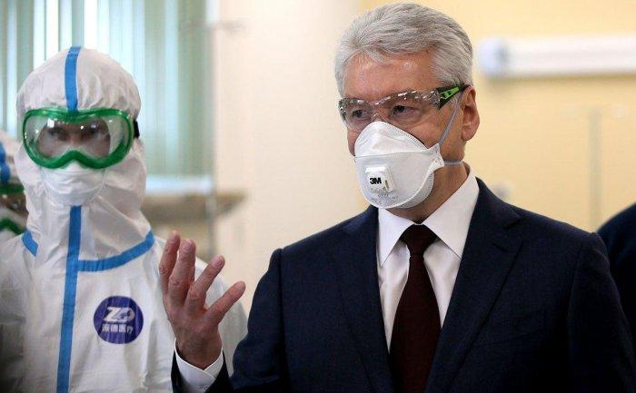 Собянин: Москва выполнит соцобязательства, несмотря на пандемию