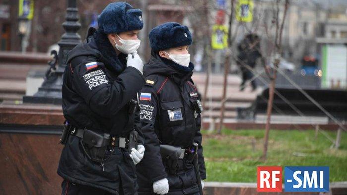 В Сочи с коронавирусом госпитализировали семь полицейских