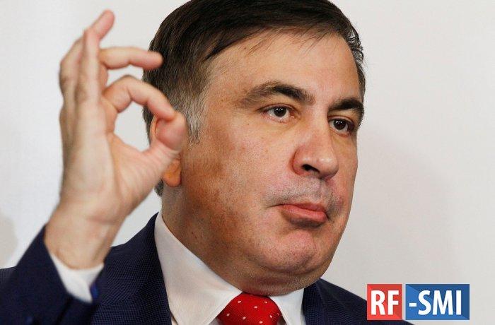 В Грузии захотели запретить партию Саакашвили.