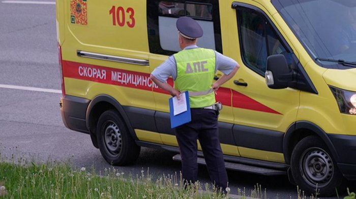 Недалеко от г. Электросталь в автомобильной аварии погиб следователь полиции