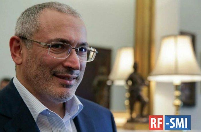 Коронавирусная пропаганда «Новой газеты» напрямую связана с Ходорковским