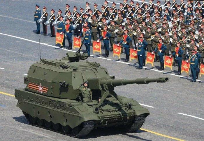 """Российские войска получили первую партию артиллерийского комплекса """"Коалиция-СВ"""""""