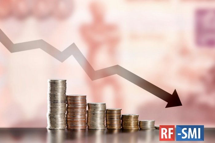 ВВП России во втором квартале 2020 года упал на 8,5%
