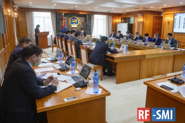 Монголия отправит в США гуманитарную помощь на 1 млн.долларов
