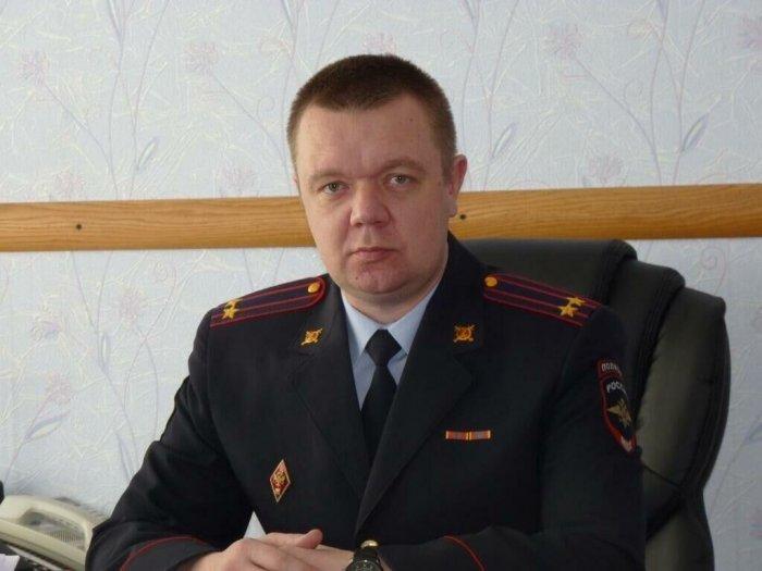 Высокопоставленный курский полицейский задержан за государственную измену