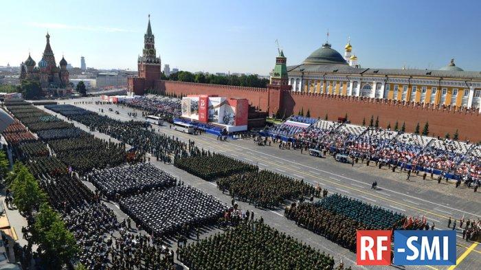 29 российских городов приняли Парад в честь 75-летнего юбилея Великой Победы