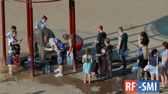 В Минске сняли запрет на использование водопроводной воды для питья