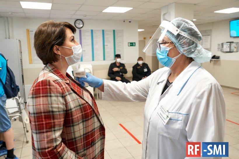 Анастасия Ракова рассказала, как московские стационары выходят из ковид-режима