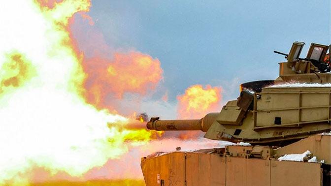 Польша разместит на границе с Беларусью 250 американских танков