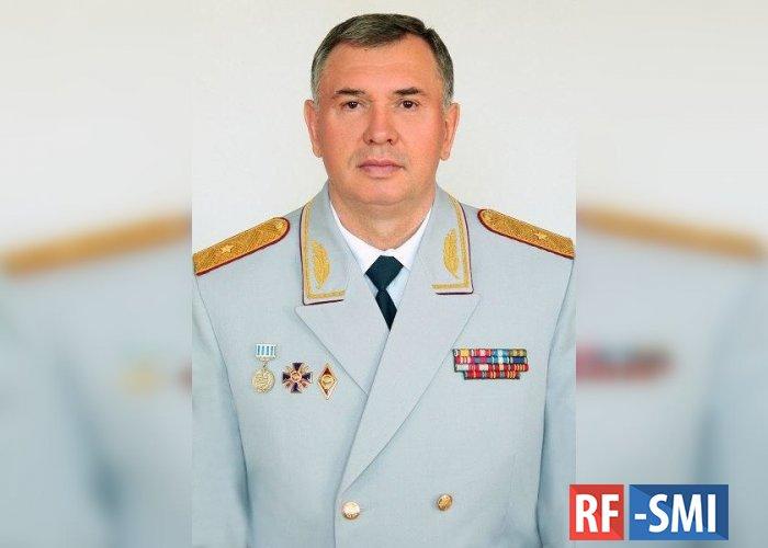 Генерал-майор ФСИН Сергей Бабурин отправлен на 2 месяца в СИЗО.