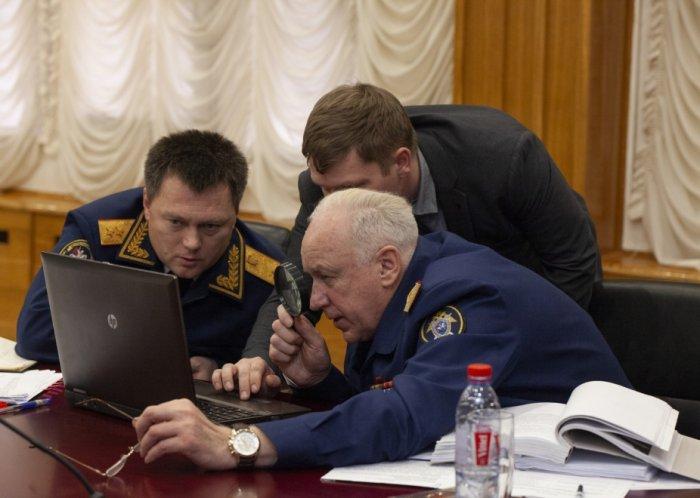Между СКР и Генеральной прокуратурой РФ началась настоящая война ?