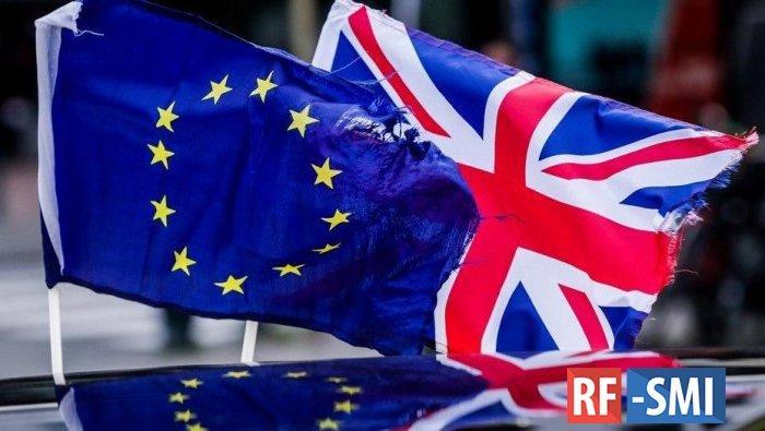 ЕС зарезервирует €5 млрд на случай провала переговоров по Брекситу