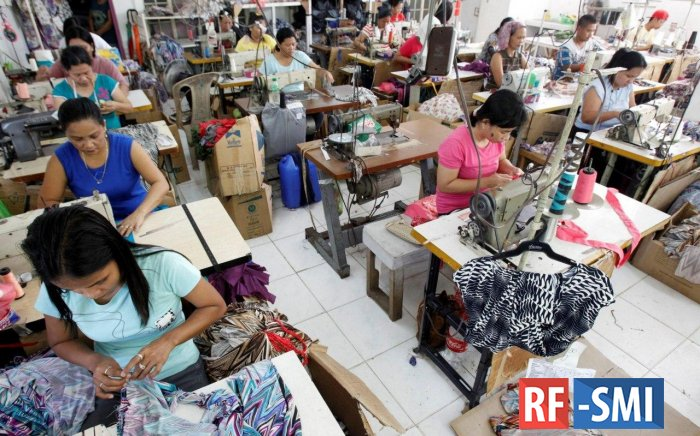 В британском Лестере около 10 000 человек работают в рабских условиях на текстильных фабриках