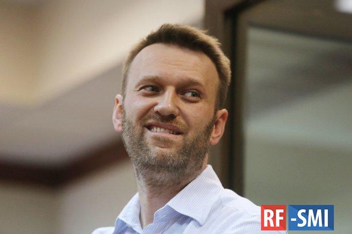 Навальный отчитался. За 2019 год его доход составил 5 440 000 рублей