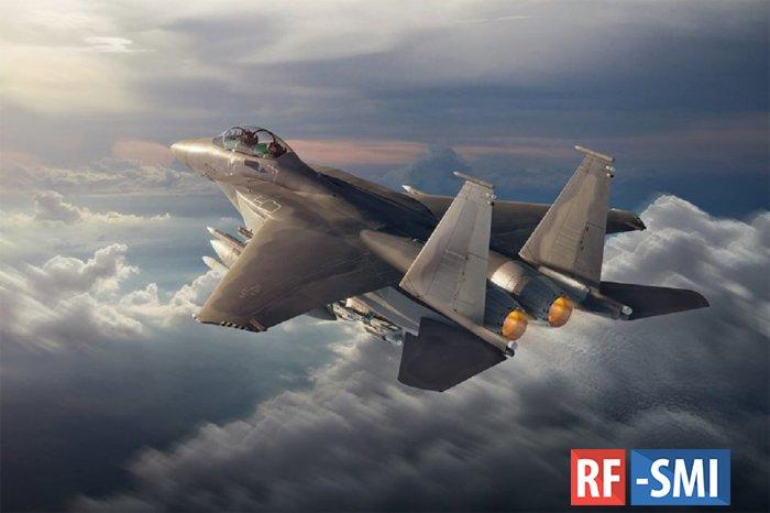 ВВС США заказали у Boeing первую партию истребителей F-15EX