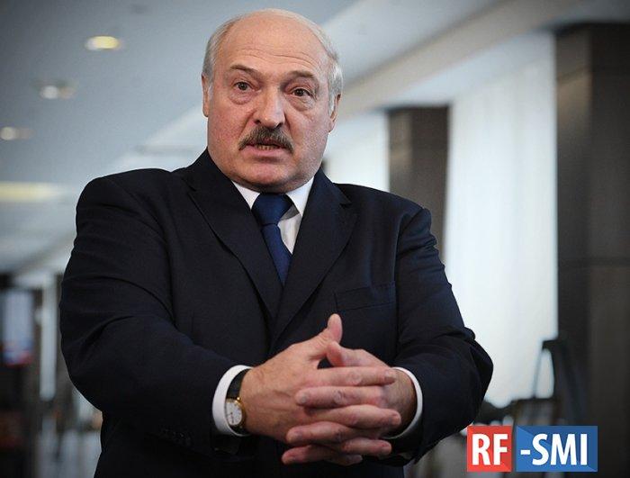 Лукашенко: Беларусь попала в очень серьезную ситуацию