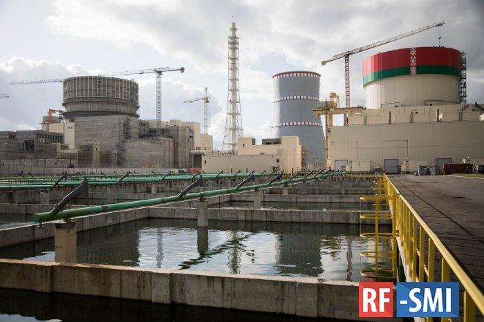 Запуск первого блока БелАЭС планируется в начале августа