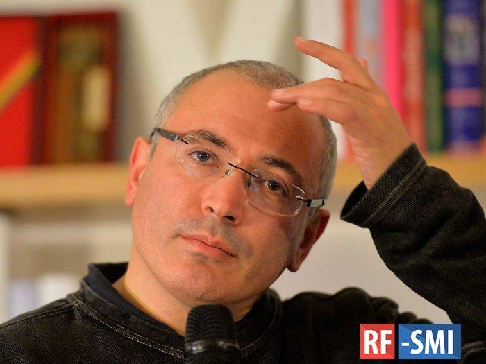 А  Миша Ходорковский всё молчит про своих подчинённых насильников