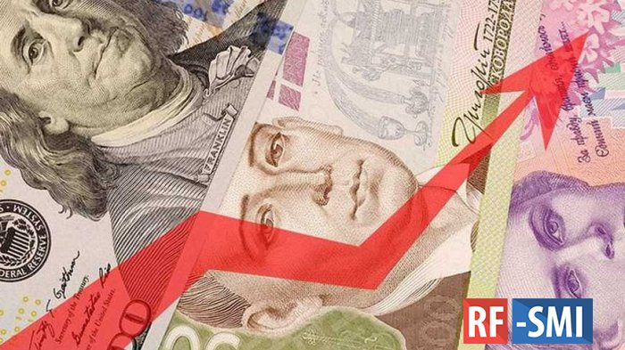 На Украине под давлением МВФ начинается девальвация гривны