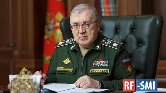 Замминистра обороны Цаликов: первая российская вакцина от COVID-19 готова