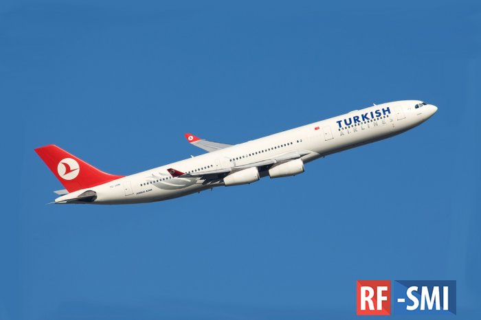 Рейсы в Турцию приостановлены с 15 апреля по 1 июля