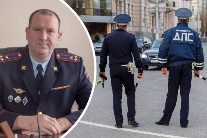 Новым главным автоинспектором Волгограда стал полковник Александр Степанов