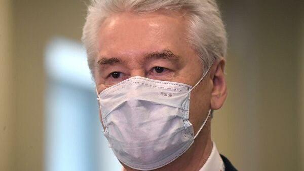 Опасности второй волны коронавируса в Москве «практически нет» – Собянин