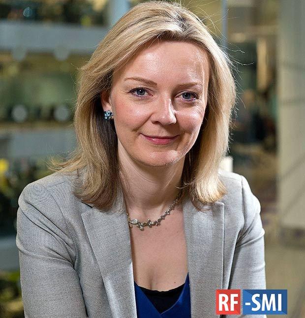 Британский министр по международной торговле Лиза-Трасса штурмует США