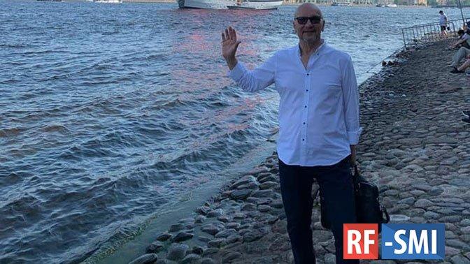 Вице-президент Гильдии продюсеров России погиб в Крыму