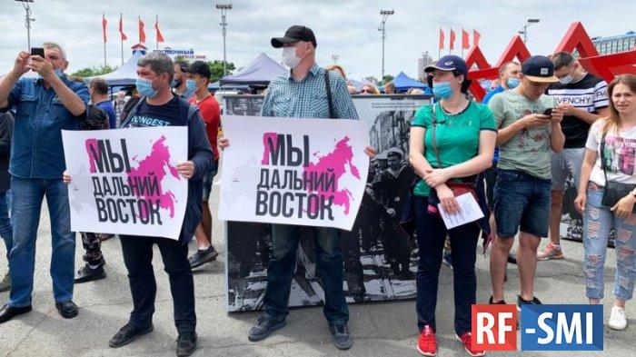 Вожаки шабаша в Хабаровске пытаются создать массовку из маргиналов, бомжей и опущенных зэков