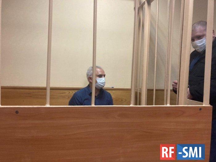 В Петербурге депутата ЗакСа отправили в СИЗО по делу о взятке