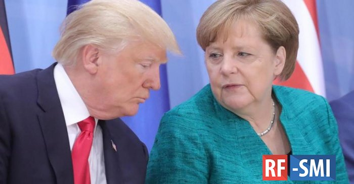 Focus: вывод войск из Германии – это расплата Берлина за подрыв внешней политики США