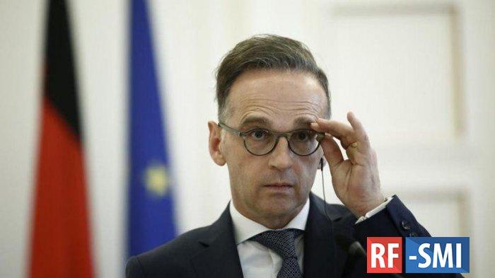 Глава МИД Германии назвал отношения с Россией крайне важными