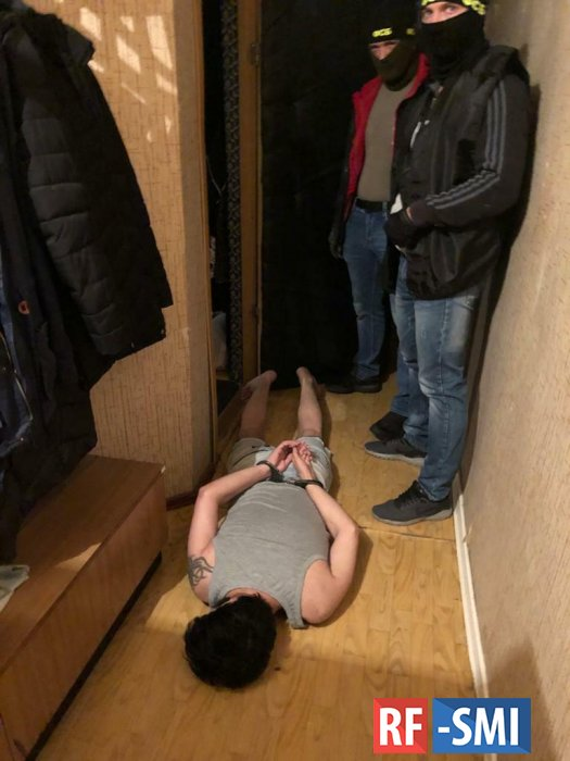 В Петербурге задержан активный участник террористического сообщества