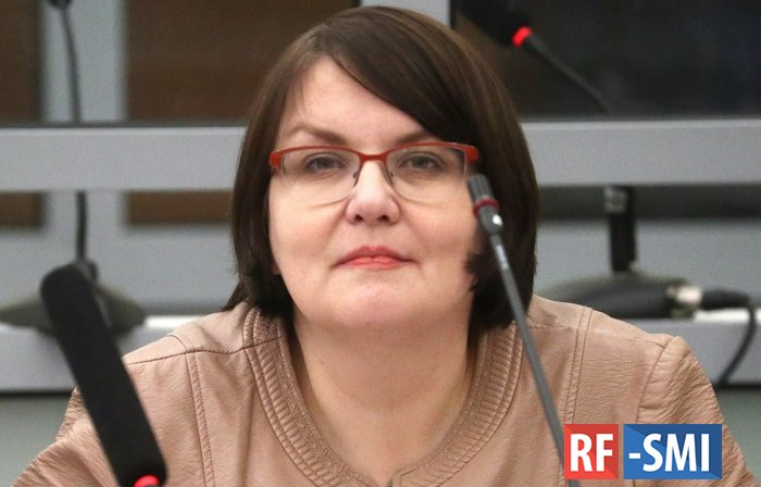 Галямина запустила новый русофобский проект, курируемый западными НКО