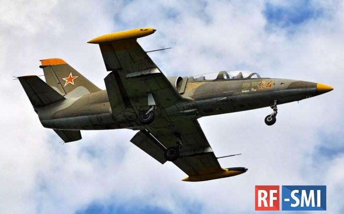 В Краснодарском крае разбился учебно-тренировочный самолет Л-39
