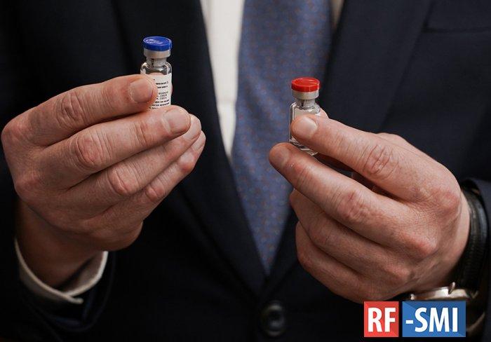 Украинские политики интересуются, где можно приобрести российскую вакцину