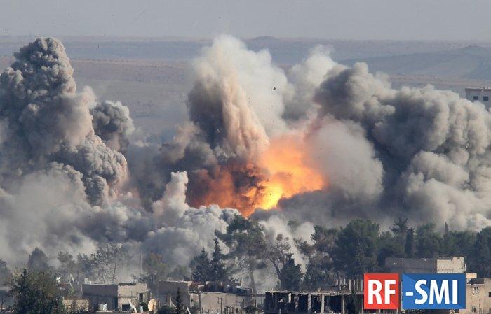 Россия ответила за гибель в Сирии генерал-майора Вячеслава Гладких