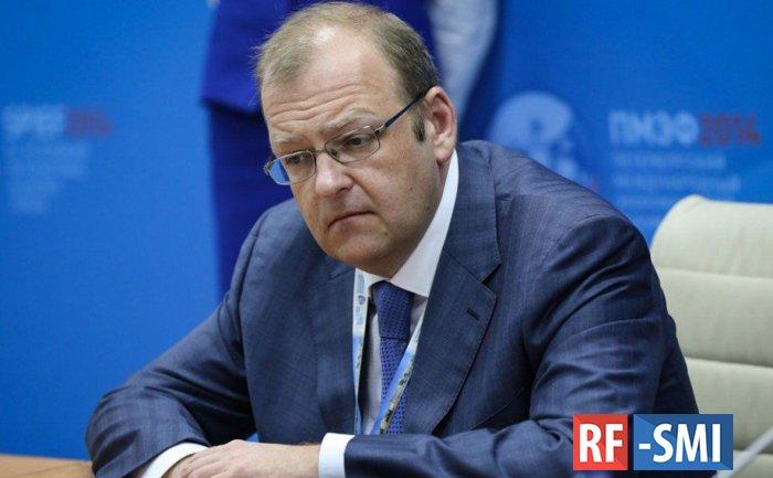 После допроса был задержан замглавы Минэнерго Анатолий Тихонов