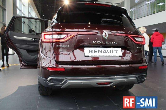 ЗАЗ начнёт сборку автомобилей Renault