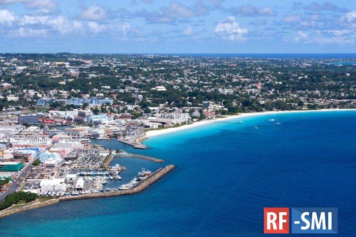 Барбадос решил стать самостоятельным государством