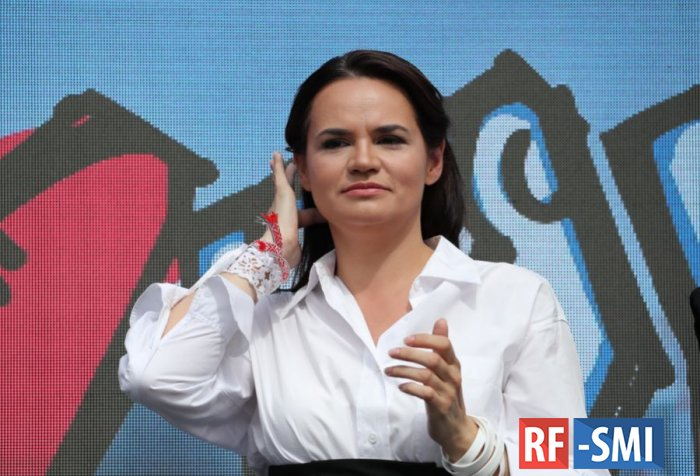 Тихановская выступает сейчас в роли Гуайдо – Пушков