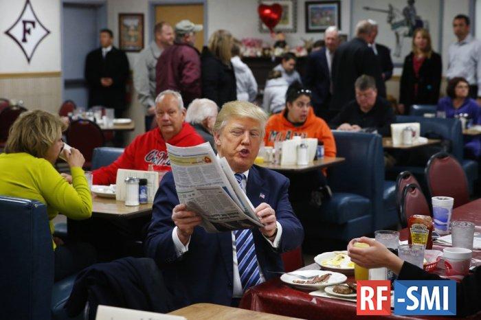 Трамп: Я потерял всех друзей из-за своей должности.