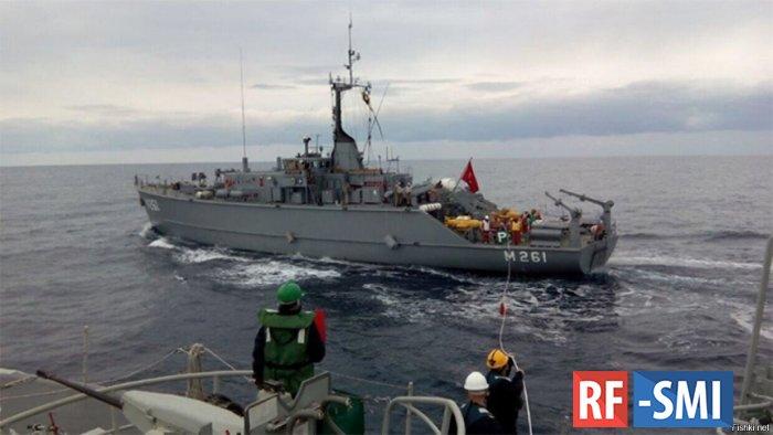 Инцидент между Турцией и Францией засекретят