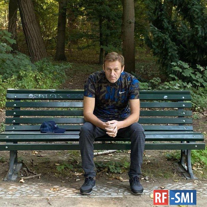 Навальный заявил, что его восстановление больше не требует стационарного лечения