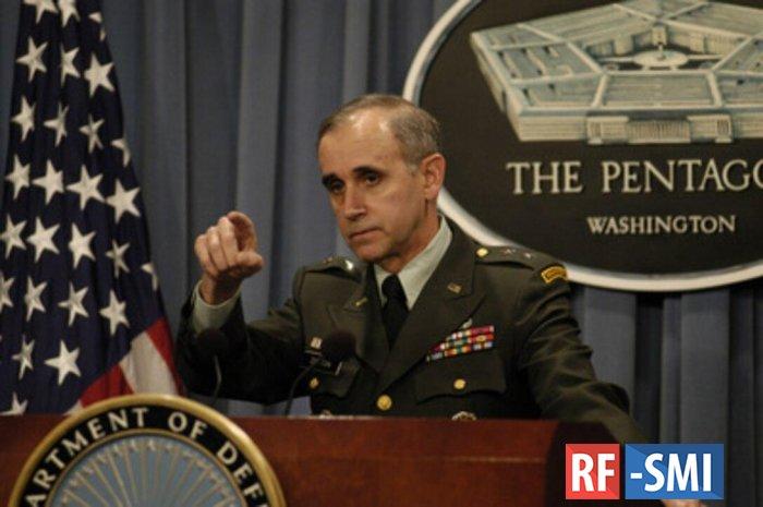 Новым послом США на Украине, скорее всего, станет генерал Кит Дейтон